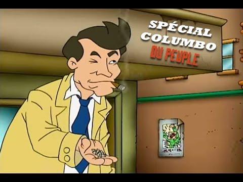 Les 2 minutes du peuple - Spécial Columbo – Europe - François Pérusse
