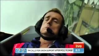 Видео   Нарезка моментов потери сознания во время прямого эфира на ТВ   Видеоролики на Sibnet