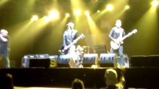 "Bad Religion - ""Fuck You"" & ""Dharma And The Bomb"" - Live @ FAAN Fest, Spain, Oviedo, 2014"