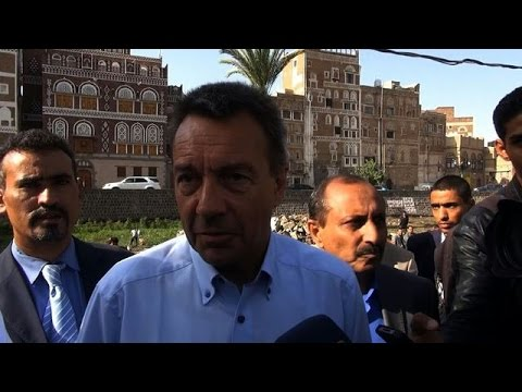 Yemen: ICRC chief visits Sanaa