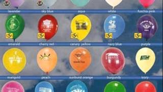 balloons wholesale