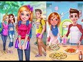 New Girl in High School, Tabtale Fun Games Videos Games for Kids - Girls /Android Gameplay Video