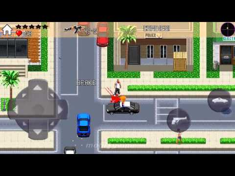 Gangstar 2 Kings Of L.A. Mobile Java Games