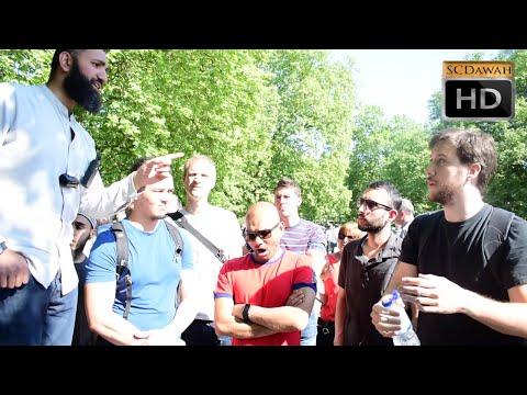 P2 - True Islam! Suboor & Atheist | Speakers Corner | Hyde Park