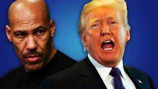 Lavar Ball went on CNN to discuss why he didn