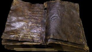 EXTRAORDINARIO DESCUBRIMIENTO DE BIBLIA DE TURQUÍA ESTREMECE AL VATICANO