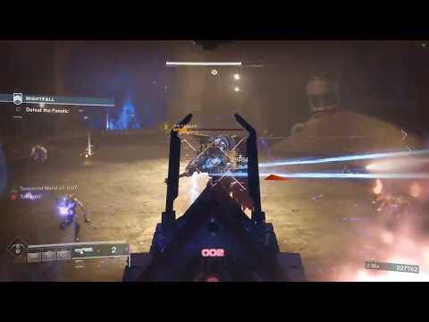 Destiny 2 - Wardcliff Coil Exotic Catalyst Drop