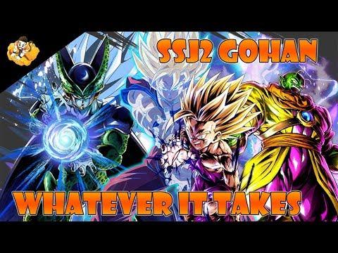 SSJ2 Gohan Step Up Summon Banner Dragon Ball Legends DB DBZ DBL