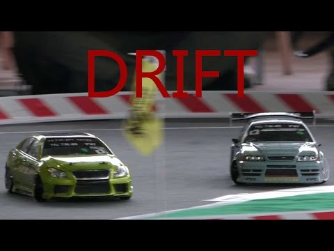 Evento RC Drift Italia Hobby Model Expo Spring 2015