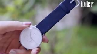 Xiaomi Mijia Quartz Smartwatch 2018 - Xiaomi Mijia Waterproof Smartwatch Review