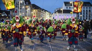 Fasnacht in Basel | TheCarnival of Basel | fasnacht Switzerland basel | Latest | Jalal Ashfaq |