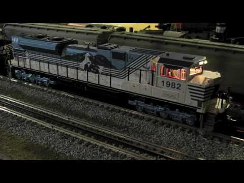 Lionel O-Scale NS Heritage SD70ACe