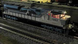 lionel o scale ns heritage sd70ace