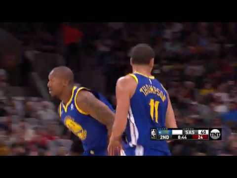 Golden State Warriors vs. San Antonio Spurs - November 2, 2017