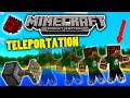 How To Teleport In Minecraft PE: Redstone Teleport Device