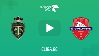 Torpedo Kutaisi vs Lok.Tbilisi full match