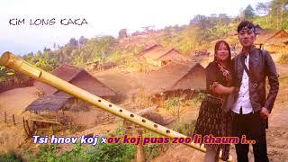Xa Suab Nug Moo Karaoke Nkauj Nraug Hmoob Yên Bái 2018