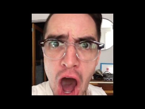 All Of Brendon Urie`s Vines