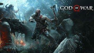 God of War (Yettich) часть 6 - Лифт, Дракон Хреслир, Мимир