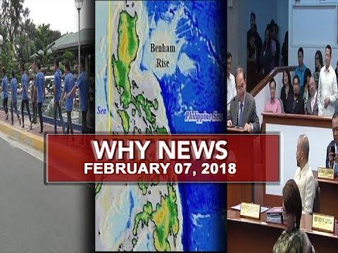 UNTV: Why News (February 07, 2018)