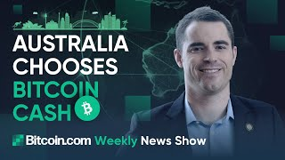 92% of Australia's Crypto Retail Volume is in BCH, Students in China Want to Work in Crypto