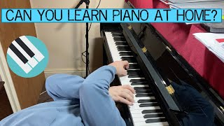 Can You Learn Piano at Home?