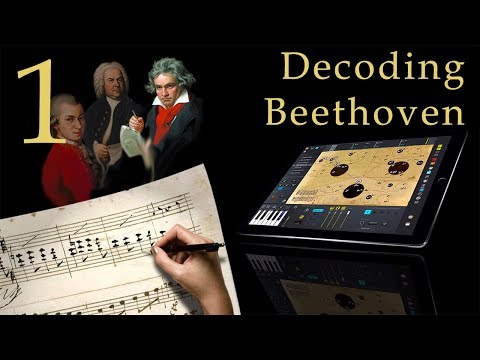 Decoding Beethoven 101. Sonata Op.2 No.1 - How To Write Music Using Mapping Tonal Harmony Pro