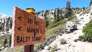 Mount Baldy, California Hiking Vlog - May 2017