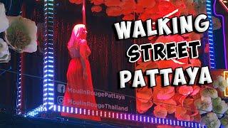 Тайланд Паттайя | Walking Street - центр ночных развлечений