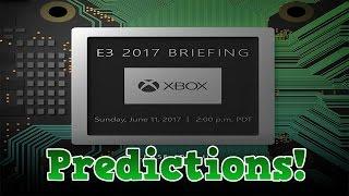 xbox e3 2017 predictions