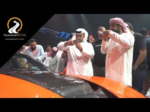 Chevrolet Corvette ZR1 2019 | World Premiere en Dubai