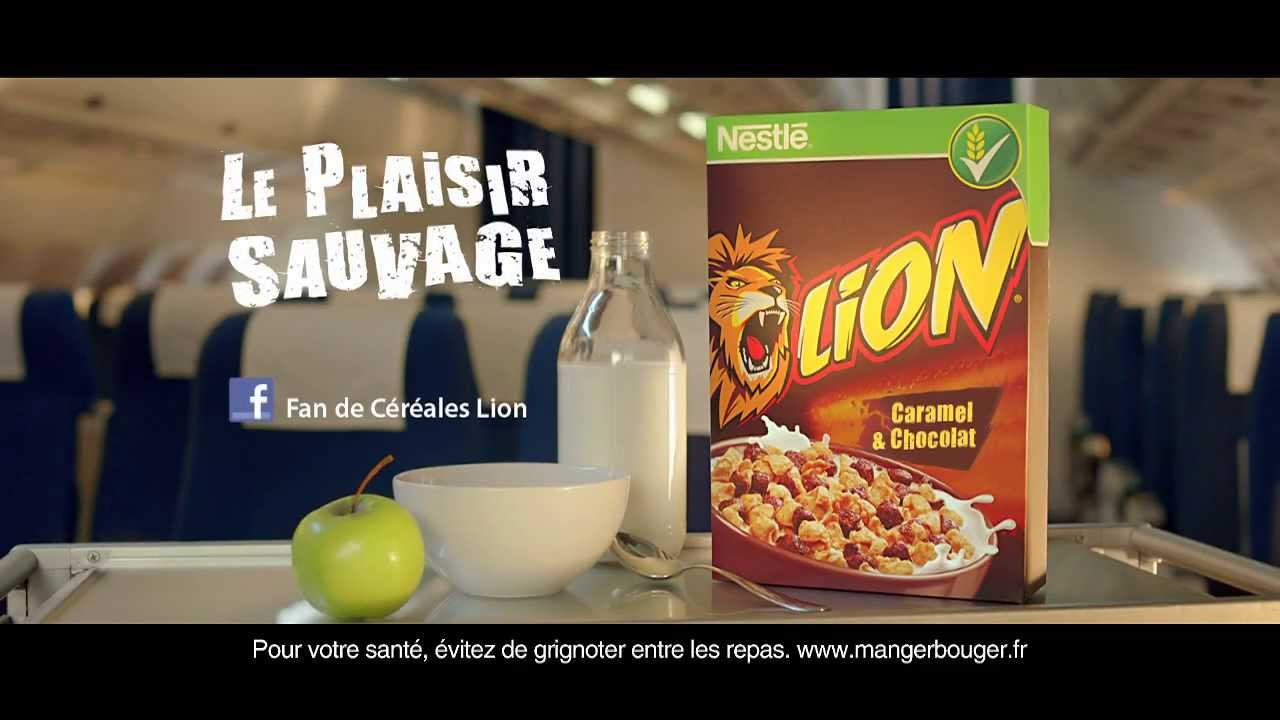 Cereales Lions Plaisir Sauvage Youtube