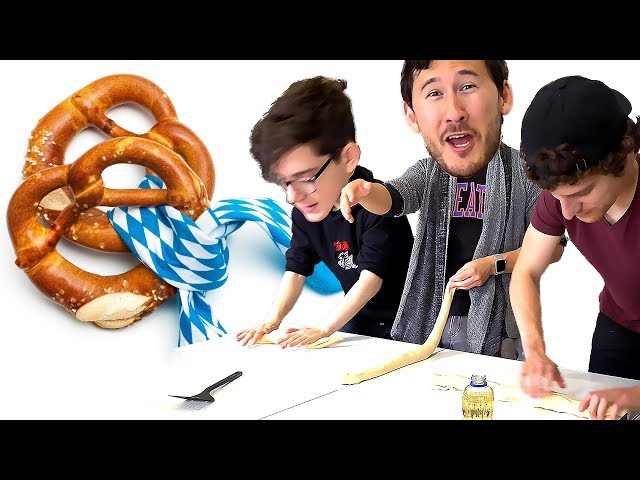 Markiplier Makes: Pretzels