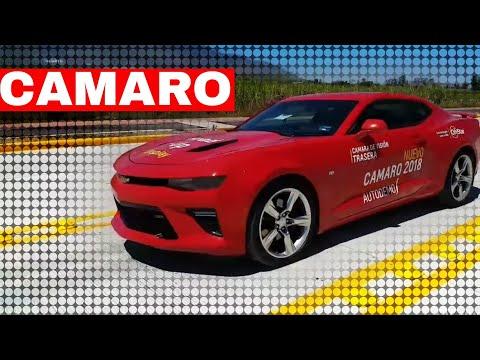 Chevrolet Camaro 2018 [En Vivo] Muscle Car Deportivo Vistazo y 0-100