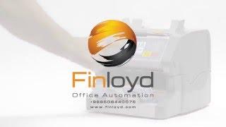 Finloyd Korean Total Value Money Counting Machine Fin-7000 Saudi Arabia English