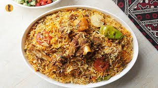 Mutton Sindhi Biryani Recipe By Food Fusion
