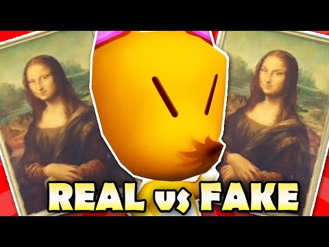 🖼 REAL Vs FAKE Paintings And Statues In Animal Crossing New Horizons | Jolly Redd Guide