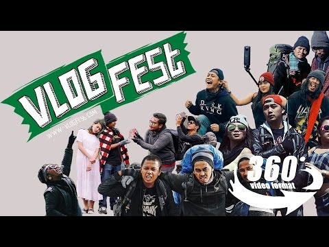 VLOG FEST 2016 - 360° VR Feature Film