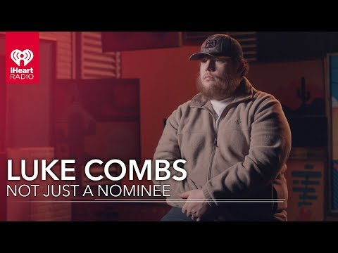 Luke Combs Has Another Love Outside Of Music | 2018 IHeartRadio Music Awards