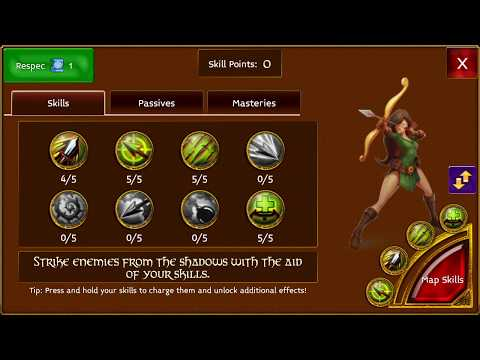 ✯✯ ROGUE PVP GUIDE (LVL 61)✯✯ Arcane Legends - Ep. 4