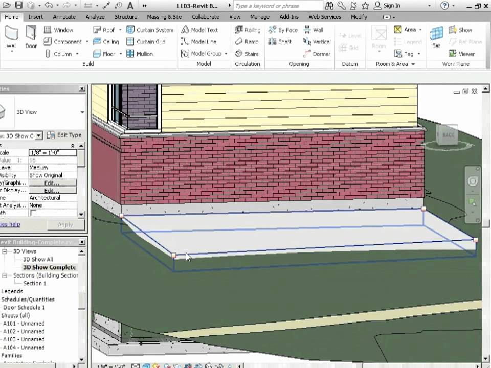 revit architecture 2017 tutorials pdf