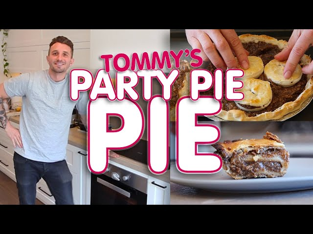 Tommy's Party Pie, PIE   Carrie & Tommy