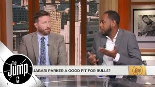 Is Jabari Parker a good fit for the Chicago Bulls? | The Jump | ESPN