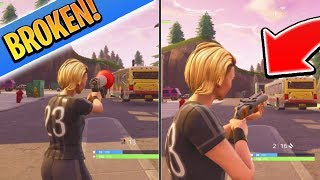 Why The Double Barrel Shotgun and Grapple Gun Should be REMOVED in Fortnite! (Console Xbox/Ps4 Tips)