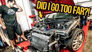Stripping My $1000 Toyota MR2 Turbo Was WAY Harder Than I Thought! - MR2 Build Pt 5