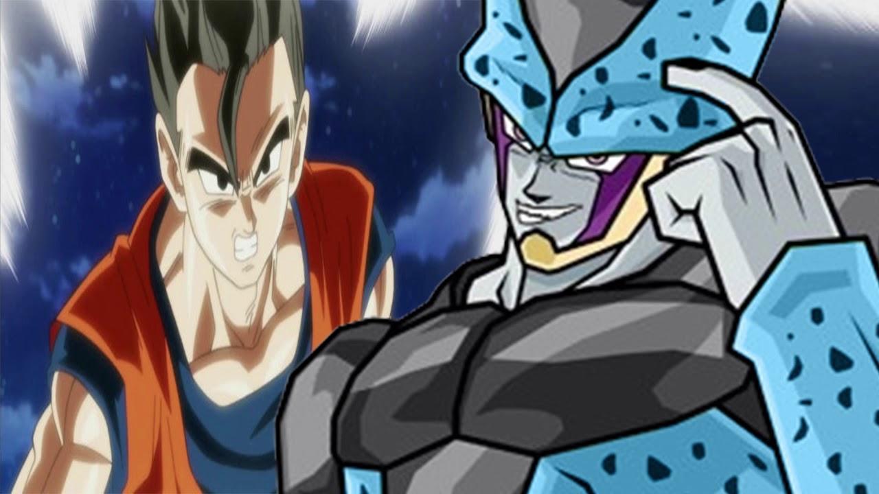 Gohan Vs Cell Jr Should Have Happened In Dragon Ball Super Youtube