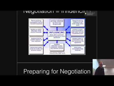 Partnership and Collaboration - Negotiation of a relationship