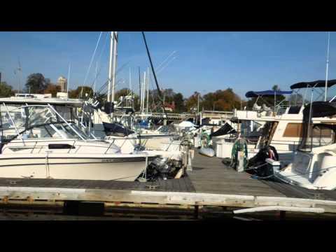 New Rochelle marina 2014