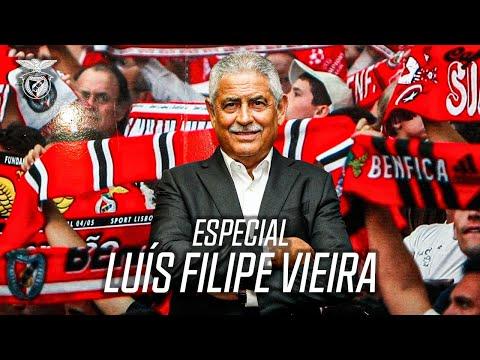 ESPECIAL: LUÍS FILIPE VIEIRA