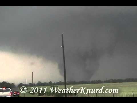 Canton Lake, Longdale, OK Tornado May 24, 2011